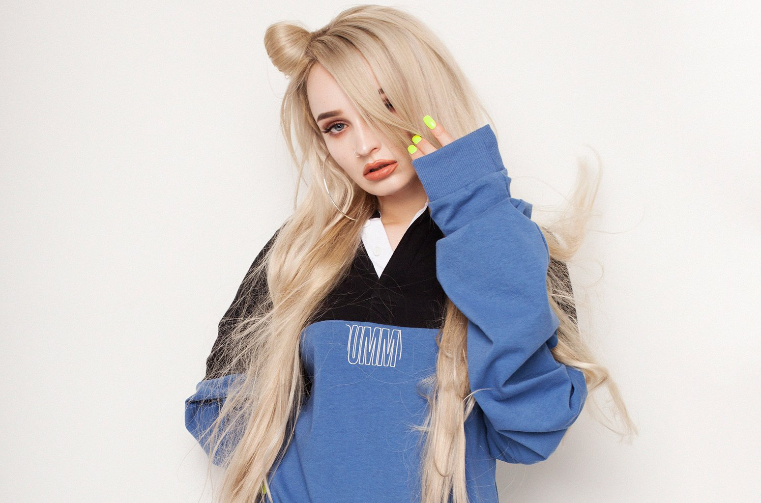.@kimpetras releases hazy, hyper-feminine lyric video for 'Can't Do Better' https://t.co/faPQGqf9RK https://t.co/Dag3AJQmnP