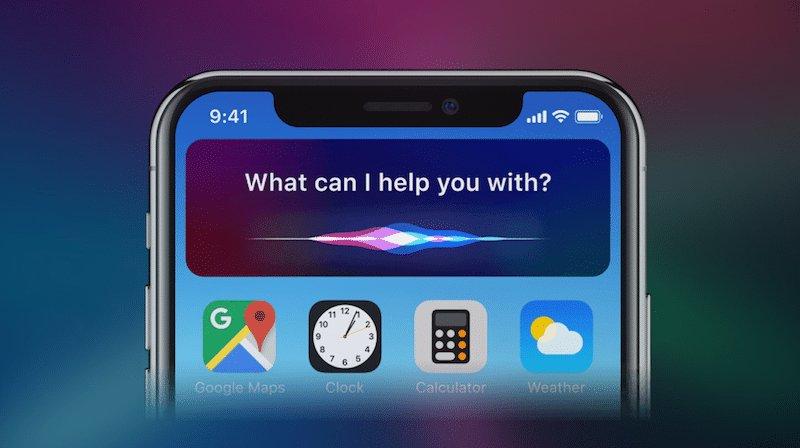 #Siri