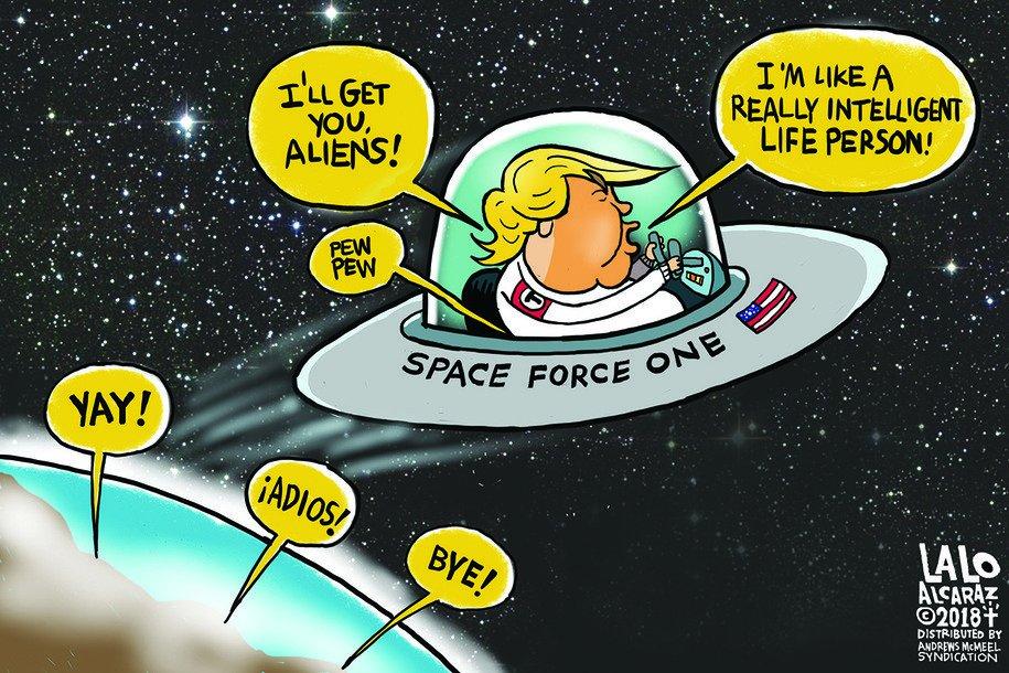 #SpaceForceRecruitmentSlogans