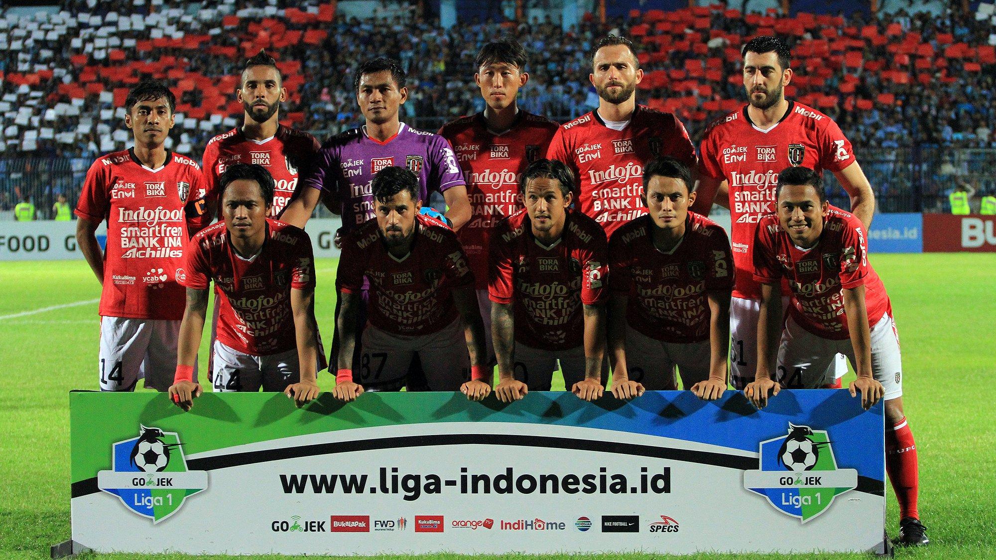 Bali United Bertekad Pertahankan Performa Impresif - https://t.co/xsBGPQk0NV https://t.co/1NHhvpOaZC