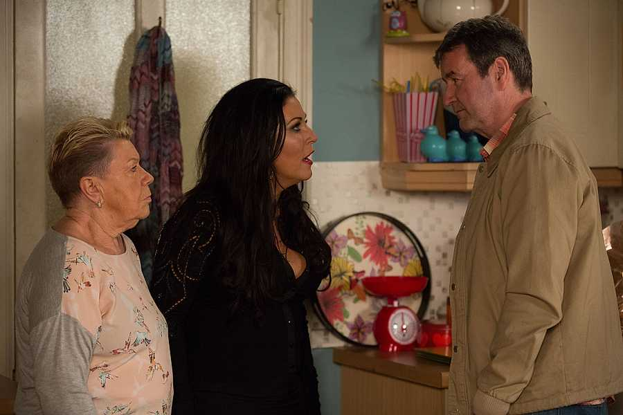 EastEnders Spoilers:The Slaters hit out at Jean's husband
