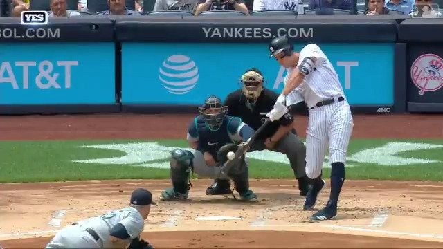 We know you've been waiting for this.    #AllRise for No. 1⃣9⃣! https://t.co/7KiiMVldCG
