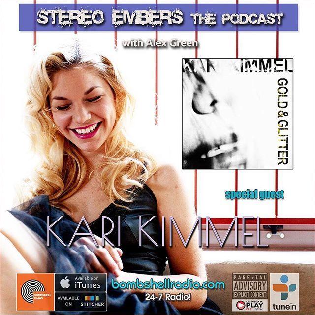 test Twitter Media - Today's Bombshell (Bombshell Radio) Bombshell Radio Today 2pm-3pm EST 11pm-12pm PDT 7pm-8pm BST https://t.co/cO7KP84sjU  https://t.co/R0ySXxnqIy  https://t.co/it3OCo5C7N  Alex Green  Interview w/ Kari Kimmel  #StereoEmbers #podcast #RadioShow #AlexGreen #Alternative #NewMusic #… https://t.co/Br0fY5yGVb
