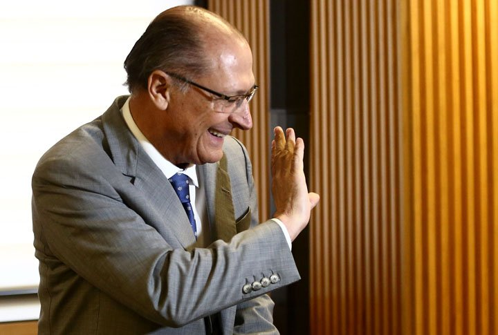 @BroadcastImagem: Vitória do populismo poderia levar à venezuelização do País, diz Alckmin. Fábio Motta/Estadão