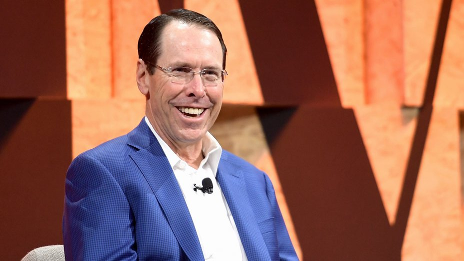 "AT&T's Randall Stephenson Says Time Warner Merger Creates a ""Modern Media Company"""