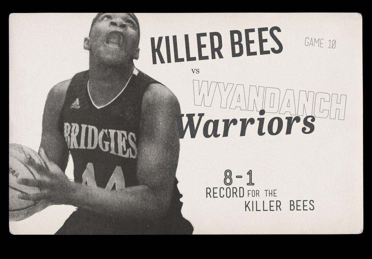 "test Twitter Media - Class A high school: 480-909 students. Class D: 169 and below. Bridgehampton High 45. What happens when Bridgehampton Killer Bees ""David"" take on Wyandanch Warriors ""Goliath?"" Find out on July 27th! #killerbeesmovie #realhamptonsfive https://t.co/K8cc8Z1dcH https://t.co/14A4EmAlBw"