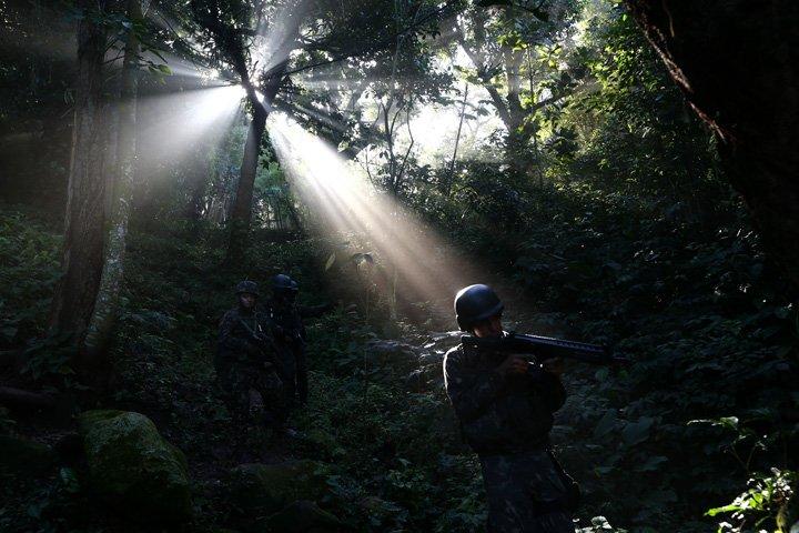 @BroadcastImagem: Segurança mobiliza 2 mil homens em operação na zona sul do Rio de Janeiro. Fábio Motta/Estadão