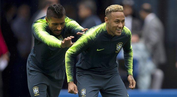 @BroadcastImagem: Tite elogia Neymar e minimiza excesso de individualismo do atacante. Eduardo Nicolau/Estadão
