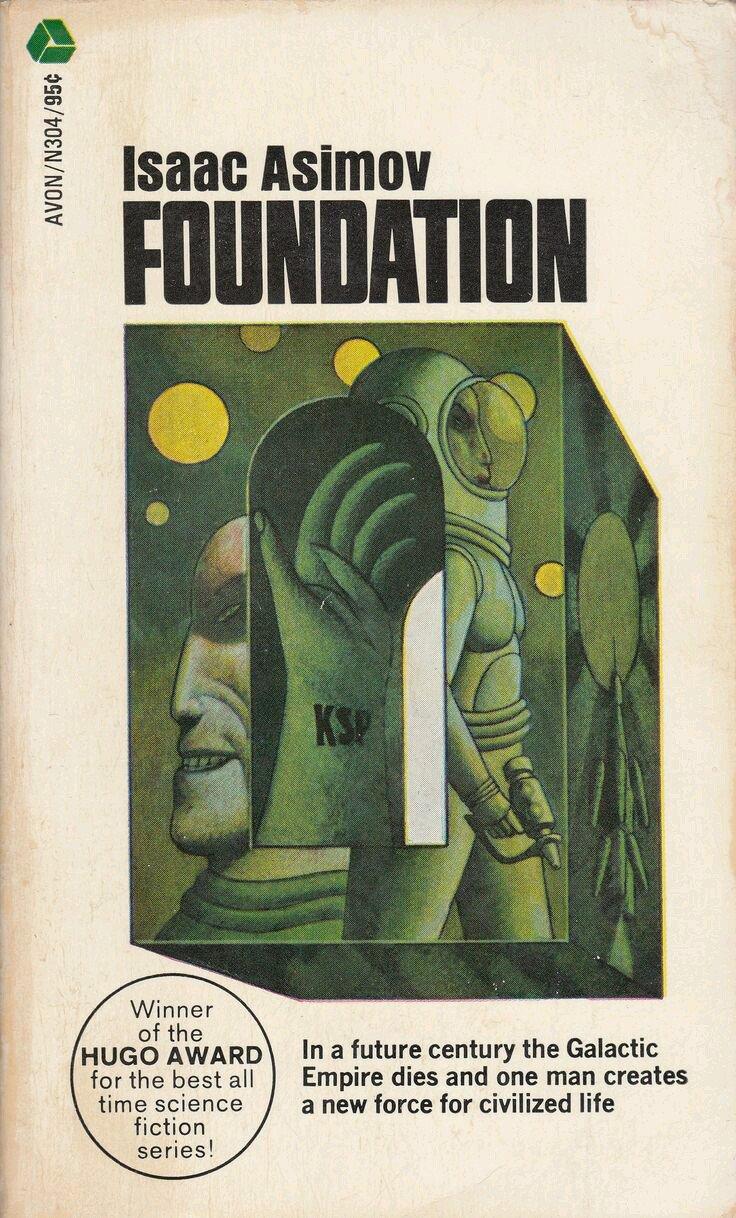 FOUNDATION /Asimov #SFF https://t.co/QmxGH3iiSh