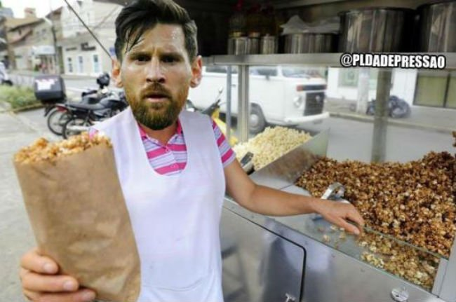 Virou meme: derrota da Argentina leva as redes sociais ao delírio https://t.co/qWlg0ccPlM #GloboNaCopa https://t.co/f4wbcZe18S
