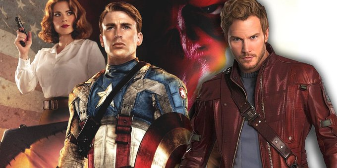 Chris Evans Wishes Chris Pratt Happy Birthday - By Trolling Star-Lord
