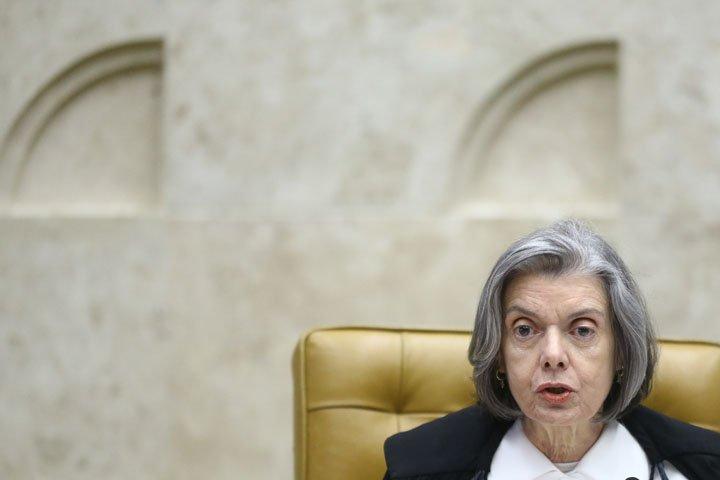@BroadcastImagem: Cármen vai arquivar investigação sobre áudio de Joesley que cita ministros do STF. Dida Sampaio/Estadão