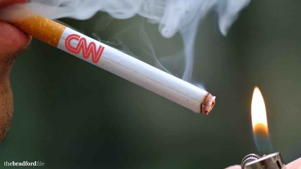 @realDonaldTrump CNN is harmful to America. https://t.co/HSVmqQJpts