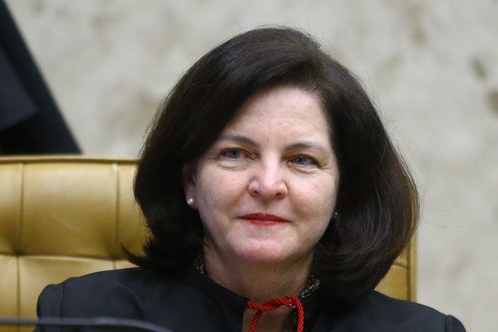 @BroadcastImagem: Veto a sátiras a candidatos viola liberdade de expressão, diz Raquel Dodge. Dida Sampaio/Estadão