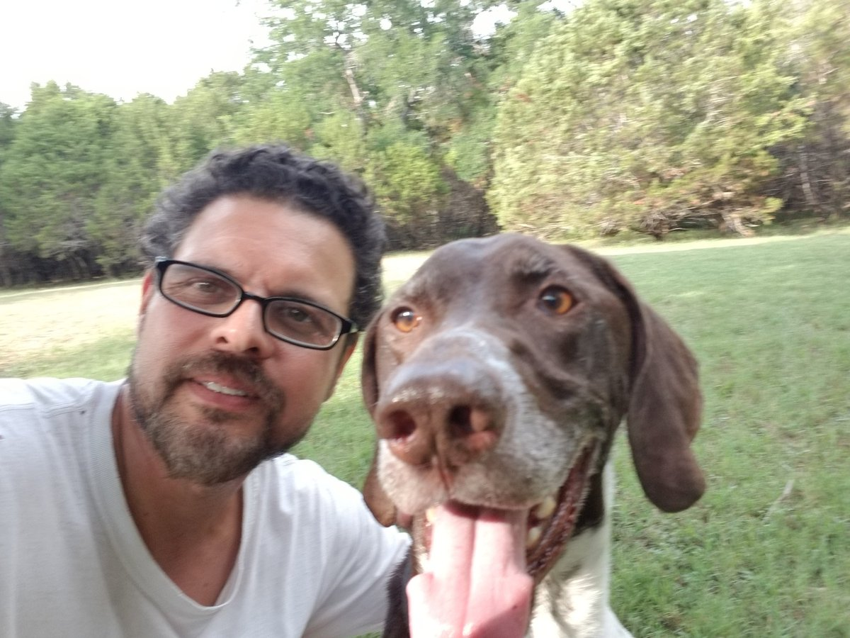 RT @RickTrevinoMain: #NationalSelfieDay2018 #RicktrevinoMain #Gus #GSP https://t.co/0nqeWdp2qQ
