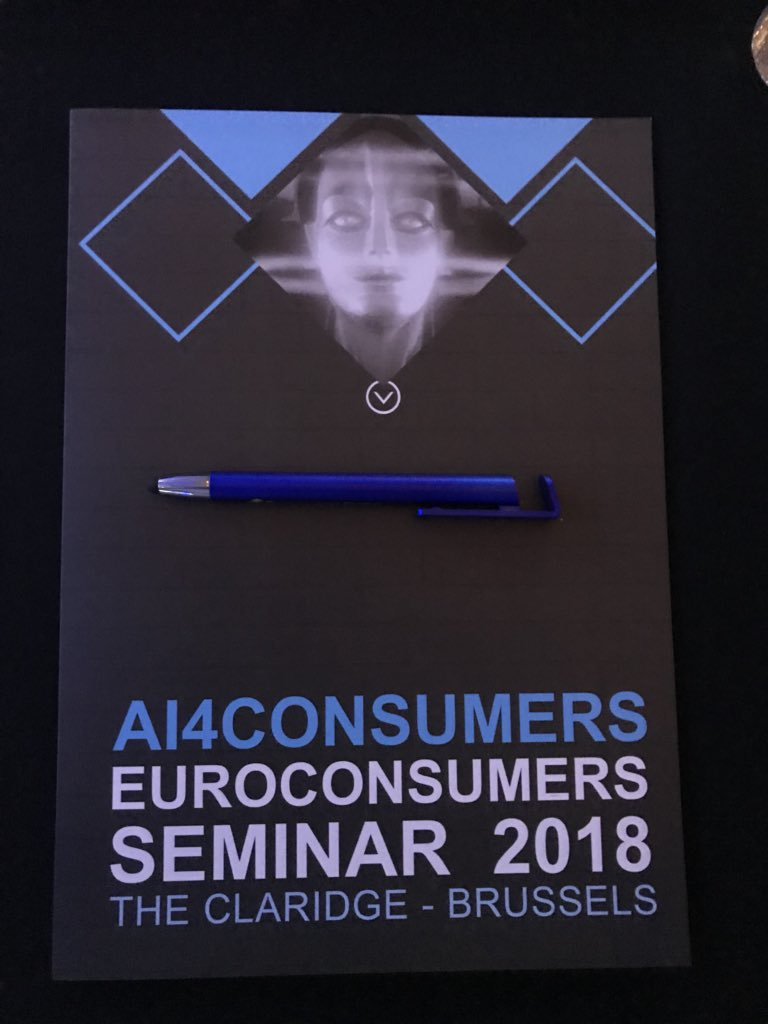 #AI4Consumers