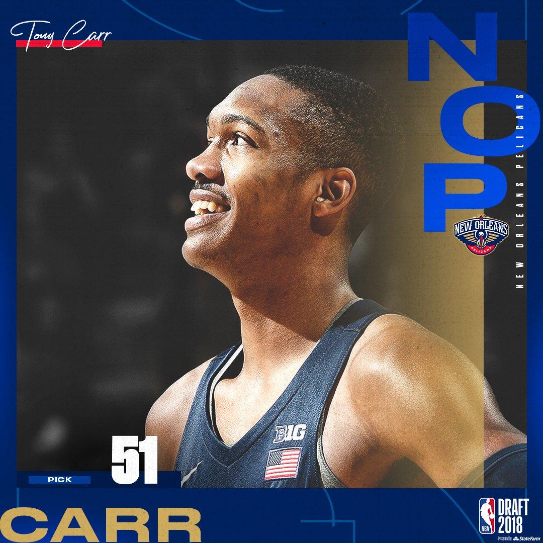 Tony Carr
