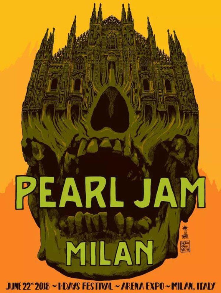 #PearlJam
