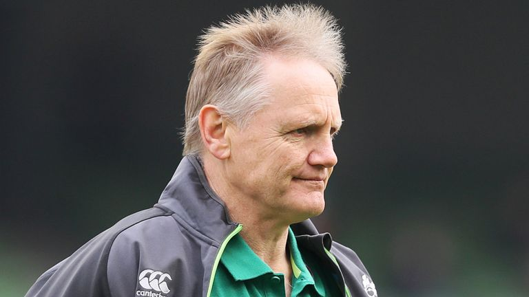 test Twitter Media - Schmidt in no rush over Ireland future - Ireland head coach Joe Schmidt says he will wait until the end of the year before deciding his future beyond the 2019 Rugby World Cup: https://t.co/WeHrPloaQE https://t.co/AvO40AH577