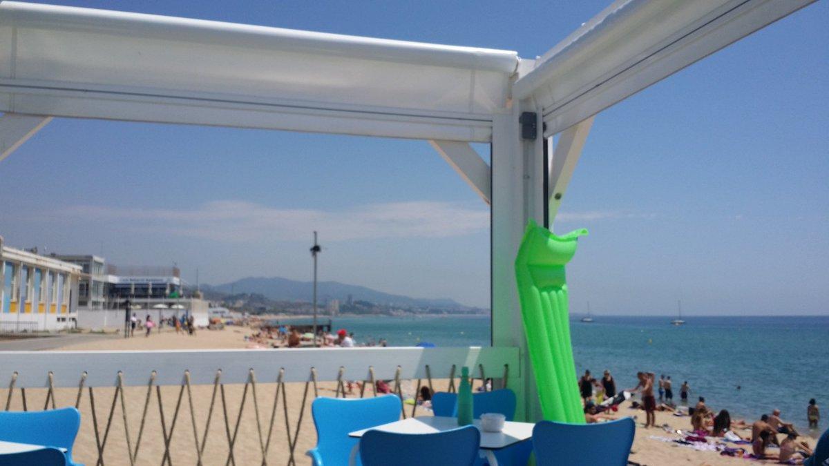 Como me gusta el #Verano y la #playa 😆😈 #Badalona rG5GSeBw2s