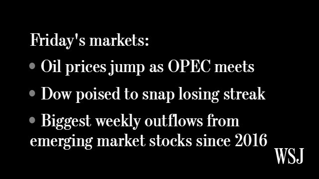 Stocks rise Friday but head for weekly losses as trade tensions heat up https://t.co/aOWu7uhJcQ https://t.co/hC9IwJSlGZ