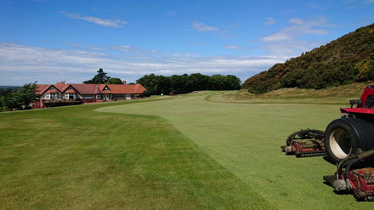 test Twitter Media - The midweek rain has certainly helped colour up the golf course. The old girl is looking good going into the weekend. https://t.co/36omI270RZ