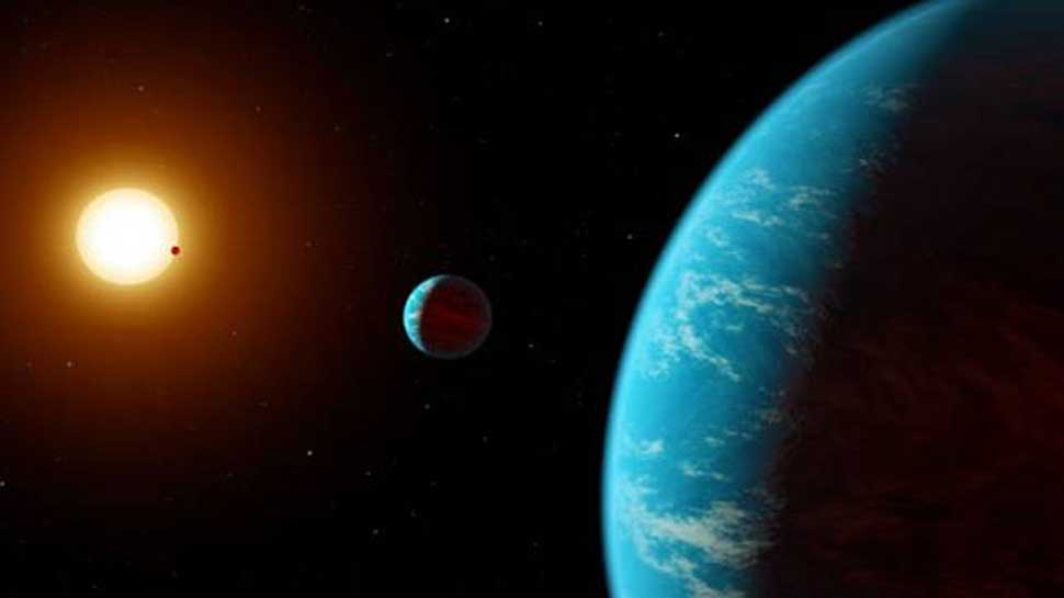 RT @ZeeNews: Indian scientists discover sub-Saturn like planet around Sun-like star https://t.co/6b1JbNZePd https://t.co/5TuC22ipnC