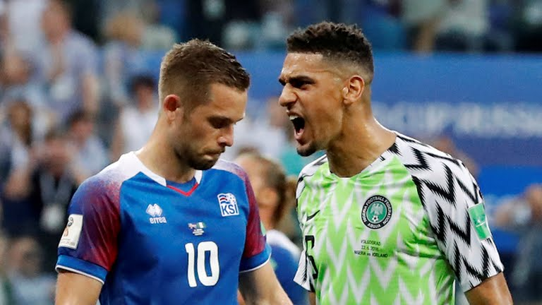 test Twitter Media - Our World Cup 2018 is on! Great result for the Super Eagles vs Iceland.The boys all did well especially in d 2nd half, particularly impressed with Musa,Ndidi,Uzoho & Balogun. Great that you all supported & prayed like we implored earlier,cheers guys; -) https://t.co/HiYqfb2b8X