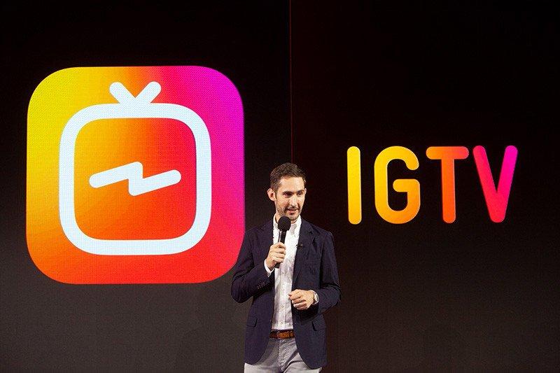 #IGTV