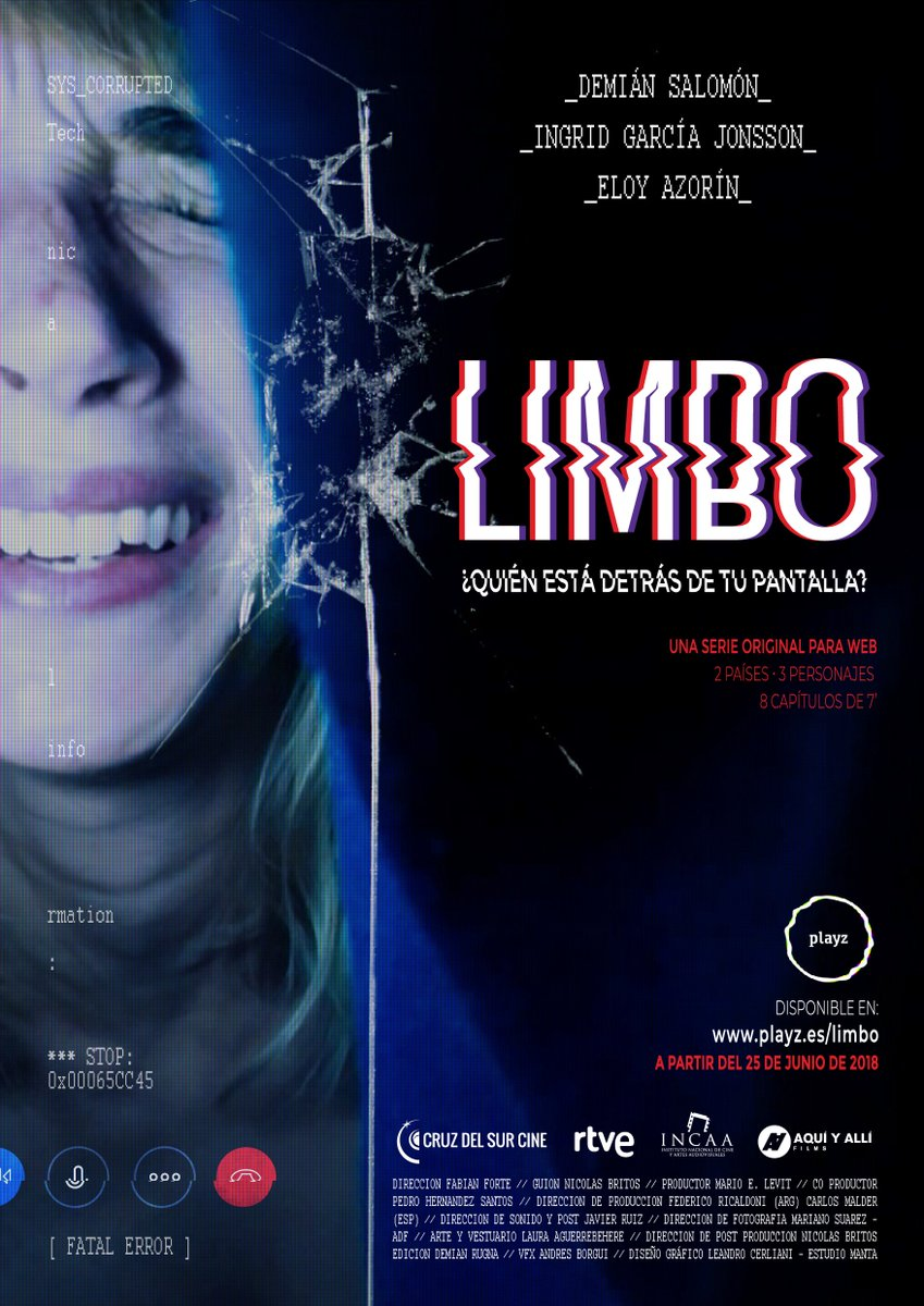 Limbo 1x01 y 1x02 Espa&ntildeol Disponible