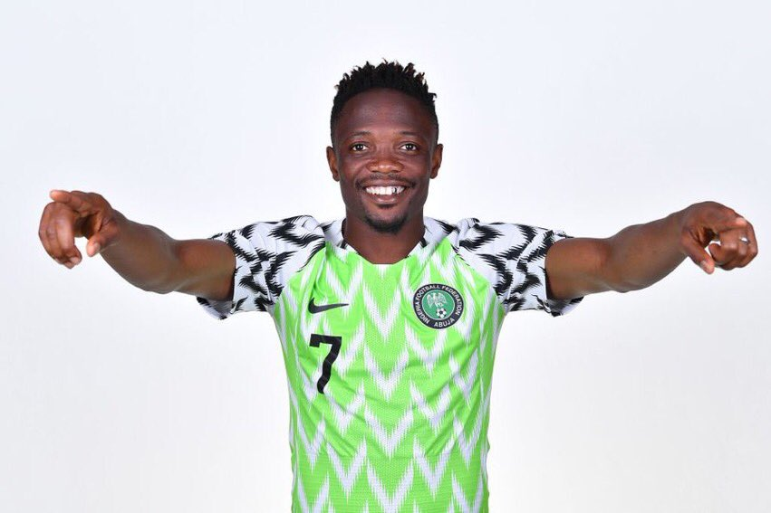 WHAT. A. COUNTER.   Amed Musa scores for #NGA ⚽️ https://t.co/ia1sNuAWEq