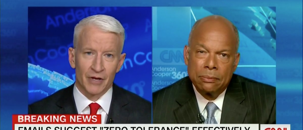 Obama's DHS Sec: You Can't Have A System Of Catch And Release https://t.co/mo5qAGcuJz https://t.co/8Bo8C2Poxm
