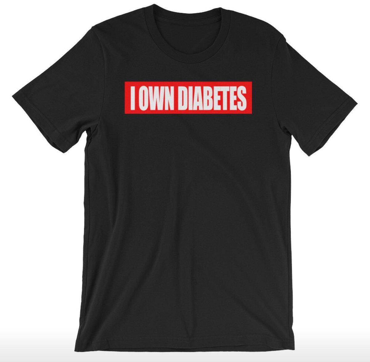 test Twitter Media - I Own Diabetes Unisex tShirt now Available  https://t.co/yGwLkvIkdE  #diabetic #diabadass #diabeticfood #diabeticfitness #dexcom #dexcomg5 #jdrf #jdrfonewalk #insulin #insulina #t1d #type1diabetes #type1 #type1warrior #diabetes #diabetic #diabadass #diabeticfood #diabeticfitness https://t.co/jIYGae9ip6