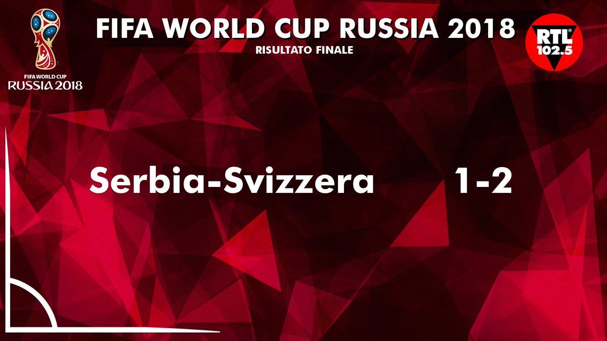 #SerbiaSvizzera