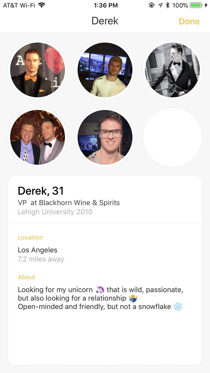 1 pic. This is what dating in LA has to offer. Therefore I will die alone happily. DMZo