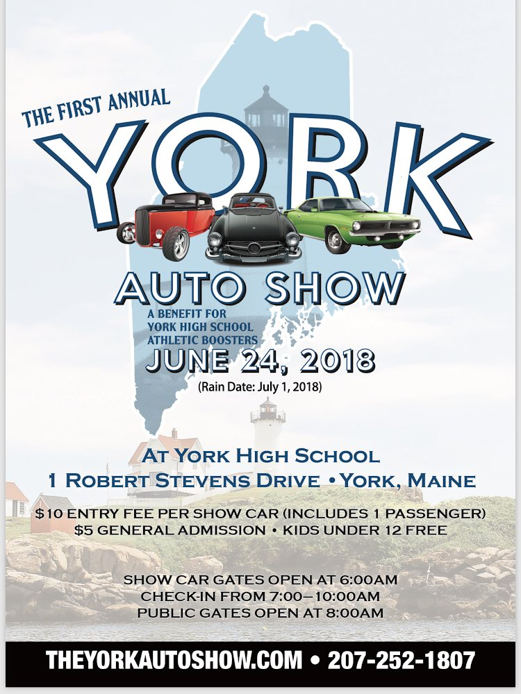 test Twitter Media - After months of hard work and planning the weekend is finally here for the first ever York Auto Show! Thanks to all those who have put in countless hours to make this event happen. We hope to see everyone out for a great day on Sunday! https://t.co/PGtNUm7oVl