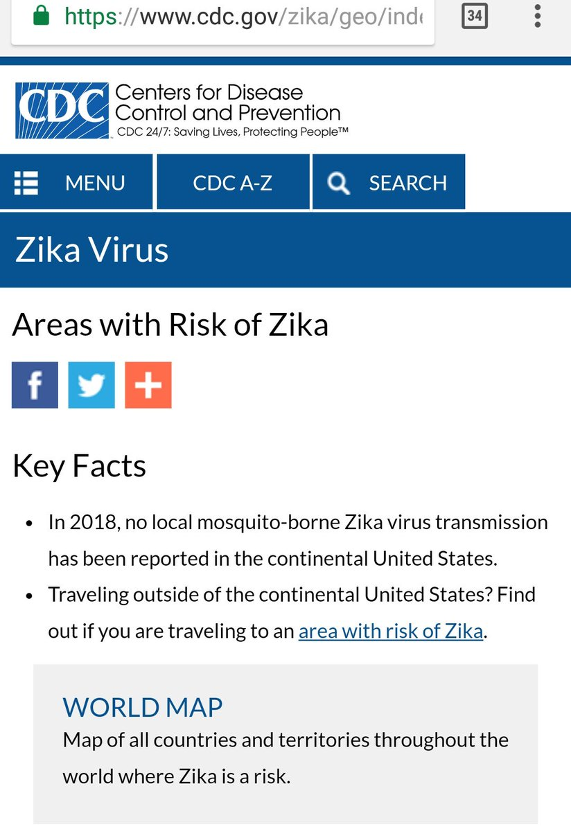 test Twitter Media - ...upon testing via social media or other methods.  Zika Virus was one such medical hoax.  On the upside, CDC might be returning to credibility, again. https://t.co/n7tYy7zEOB