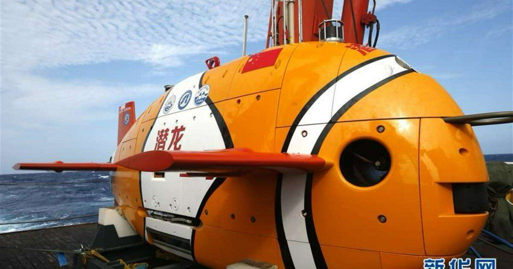 These are Chinas new underwater drones