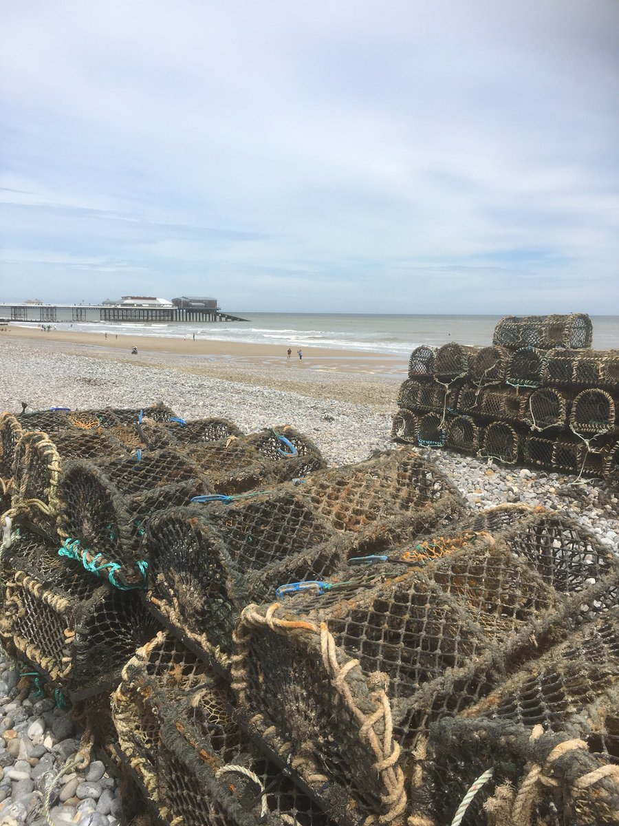 test Twitter Media - Getting ready for some serious crabbing #Cromer #workingbeach #summerishere https://t.co/uCMernvkQi