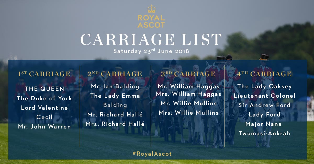 #RoyalAscot