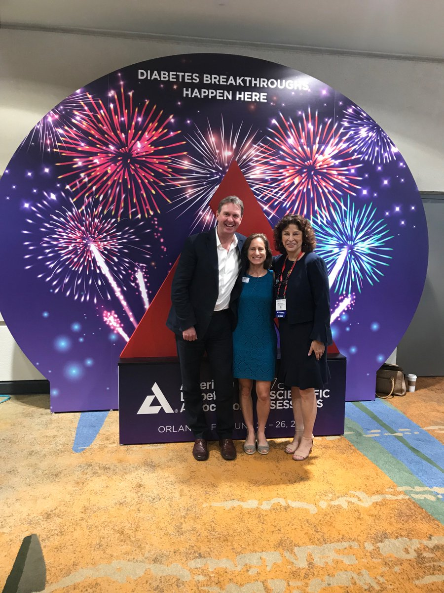 test Twitter Media - So many incredible updates @ #2018ADA. Soaking up every minute and enjoying sharing our diverse #diabetes #research!   Photo: SDRI Director of Research and Innovation @GoDiabetesMD, SDRI/Mil Familias Project Manager Namino Glantz, and SDRI Executive Director Ellen Goodstein. https://t.co/ayXvpaZQi2