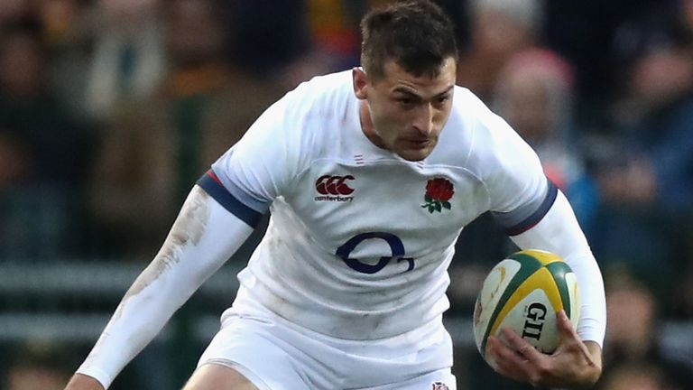 test Twitter Media - REPORT & HIGHLIGHTS - England ended their six-game losing streak with a scrappy 25-10 win over South Africa at a wet Newlands in Cape Town: https://t.co/3DHxhoNhQT https://t.co/PEfh2v5UNR