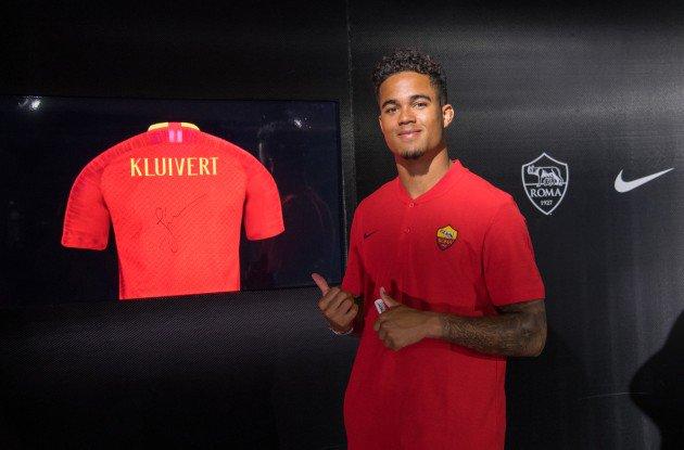 #Kluivert
