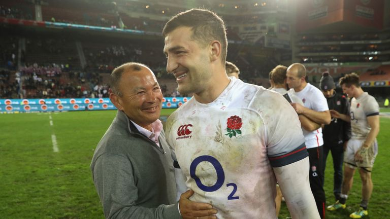 test Twitter Media - Jones: England back on track - Eddie Jones thinks England's win in Cape Town is the 'kick-start' his team needs: https://t.co/FJ3veFV5xB https://t.co/WGIxUqJHrb