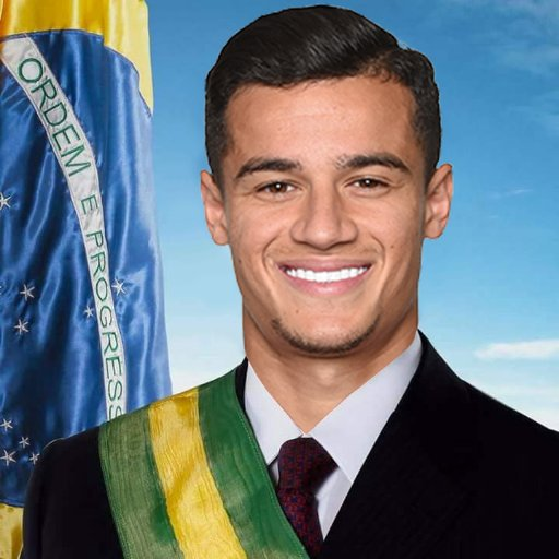Já tenho meu candidato a presidente do Brasil. ???????? #BRA #Copa2018 https://t.co/UTyorieNRC