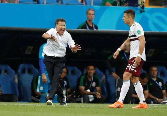 Mexico coach angry after team suffers 24 fouls vs South Korea
