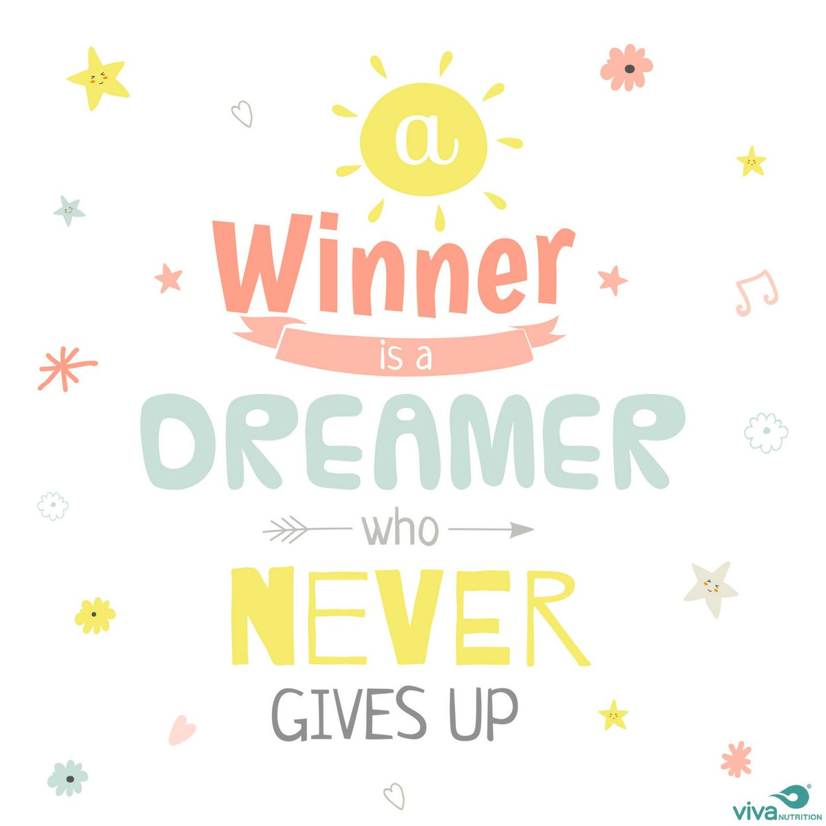 A winner is a dreamer who never gives up. #Quote #NeverGiveUp #Dreamer https://t.co/hgj56HENoH