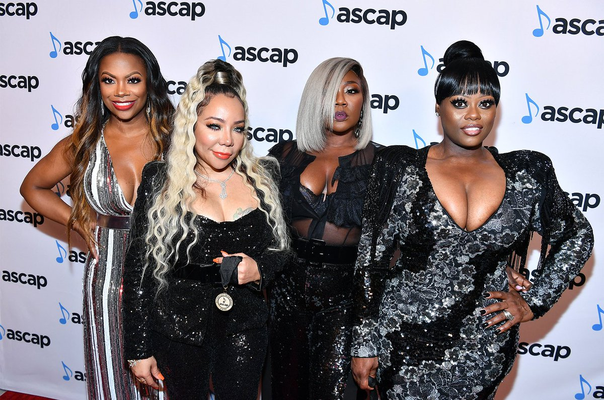 Xscape & Migos honored at the 2018 ASCAP Rhythm & Soul Awards https://t.co/p8MWB7yhq7 https://t.co/5nVgpfXPOc