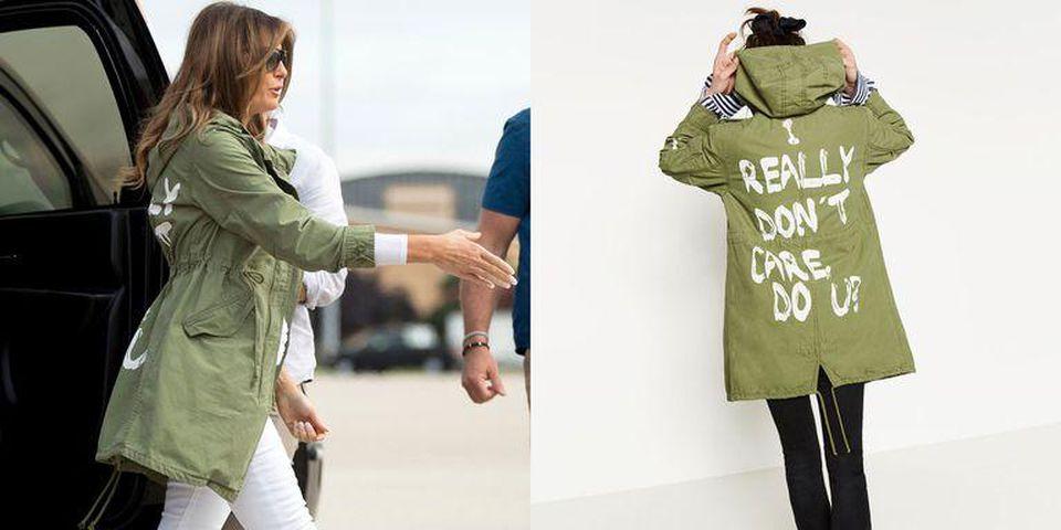 test Twitter Media - What Melania's 'I really don't care, do u?' jacket means https://t.co/wzfkSrsP6E https://t.co/Fffdz9moSB
