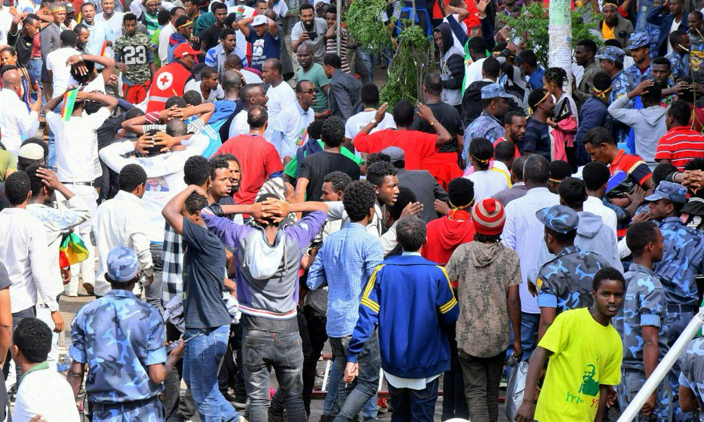 Second person dies following Saturday's grenade attack at Ethiopia rally: health minister